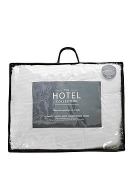Save £15 at Very on Hotel Collection Ultimate Luxury White Goose Down 13.5 Tog Duvet