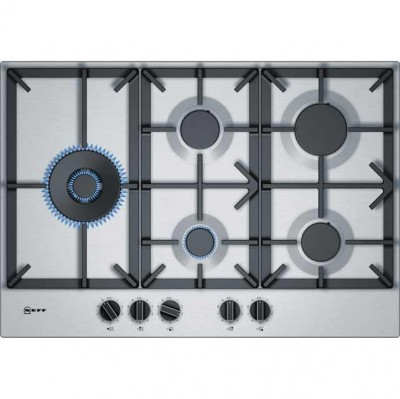 Save £55 at AO on NEFF N70 T27DS79N0 75cm Gas Hob - Stainless Steel