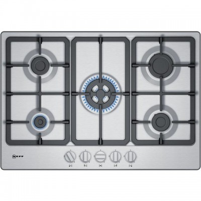 Save £46 at AO on NEFF N50 T27BB59N0 75cm Gas Hob - Stainless Steel