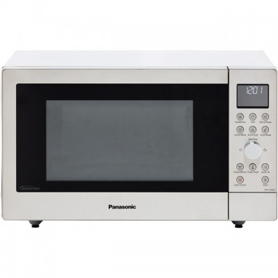 Save £25 at AO on Panasonic NN-CD58JSBPQ 27 Litre Combination Microwave Oven - Silver