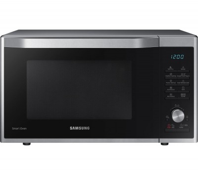 Save £31 at Currys on SAMSUNG MC32J7055CT/EU Combination Microwave - Stainless Steel, Stainless Steel