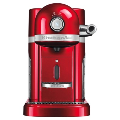 Save £30 at Appliance City on KitchenAid 5KES0503BER/1 Freestanding Artisan Nespresso Coffee Machine - EMPIRE RED