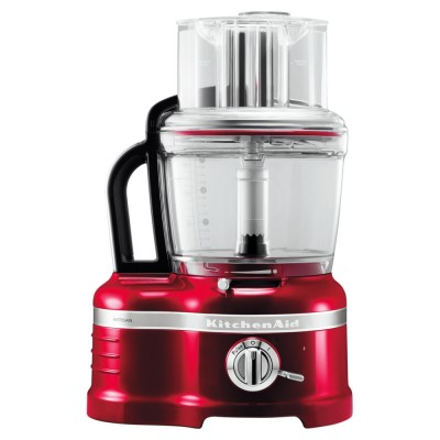 Save £70 at Appliance City on KitchenAid 5KFP1644BCA Artisan Food Processor 4.0 Litre - CANDY APPLE