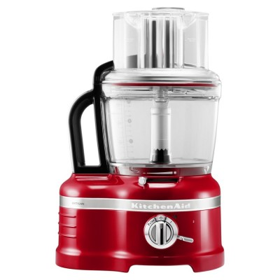 Save £60 at Appliance City on KitchenAid 5KFP1644BER Artisan Food Processor 4.0 Litre - EMPIRE RED