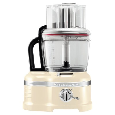 Save £60 at Appliance City on KitchenAid 5KFP1644BAC Artisan Food Processor 4.0 Litre - ALMOND CREAM
