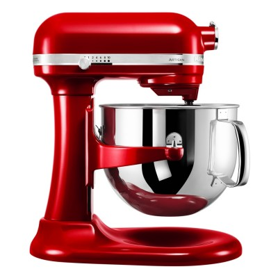 Save £100 at Appliance City on KitchenAid 5KSM7580XBCA Artisan Stand Mixer 6.9 Litre - CANDY APPLE