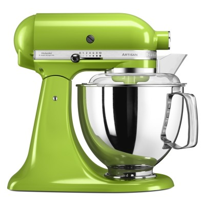 Save £50 at Appliance City on KitchenAid 5KSM175PSBGA 175 Artisan Stand Mixer 4.8 Litre - GREEN APPLE