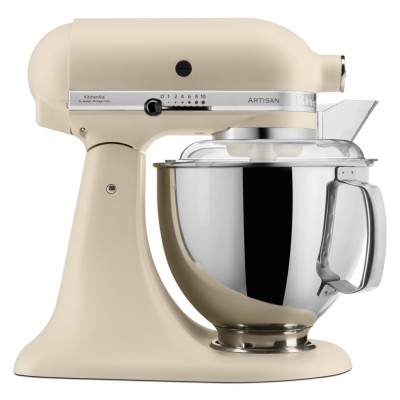 Save £50 at Appliance City on KitchenAid 5KSM175PSBFL 175 Artisan Stand Mixer 4.8 Litre - FRESH LINEN