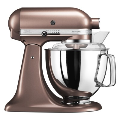 Save £50 at Appliance City on KitchenAid 5KSM175PSBAP 175 Artisan Stand Mixer 4.8 Litre - APPLE CIDER