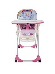Save £10 at Very on Chicco Polly Easy Highchair- Unicorn