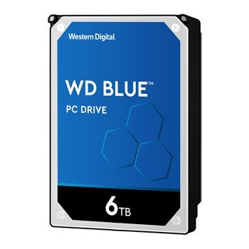 Save £24 at Scan on WD Blue 6TB 3.5