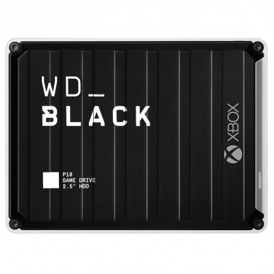 Save £45 at Argos on WD Black 5TB P10 Gaming Drive for Xbox One