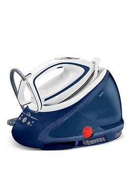 Save £200 at Very on Tefal Pro Express Ultimate Gv9580 High Pressure Steam Generator Iron - Blue And White