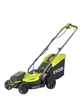 Save £20 at Very on Ryobi Ryobi Olm1833B 18V One+ Cordless 33Cm Lawnmower (Bare Tool)