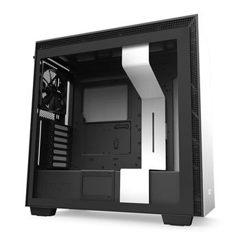 Save £16 at Scan on NZXT White H710 Mid Tower Windowed PC Gaming Case