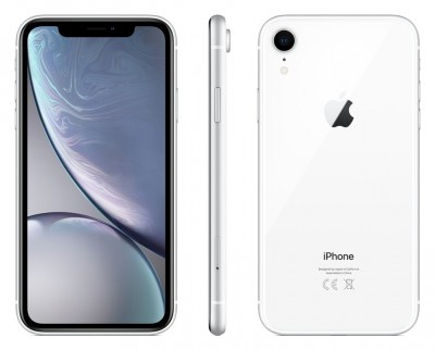 Save £120 at Argos on Sim Free iPhone XR 256GB Mobile Phone - White