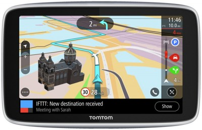 Save £70 at Argos on TomTom G0 Premium 5 In Sat Nav with World Maps,Traffic&WiFi