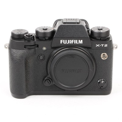 Save £69 at WEX Photo Video on Used Fujifilm X-T2 Digital Camera Body