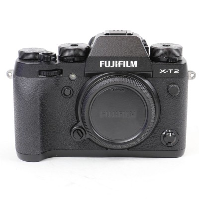 Save £86 at WEX Photo Video on Used Fujifilm X-T2 Digital Camera Body