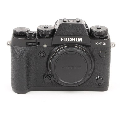 Save £70 at WEX Photo Video on Used Fujifilm X-T2 Digital Camera Body