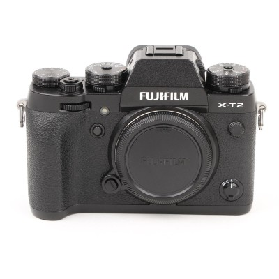 Save £77 at WEX Photo Video on Used Fujifilm X-T2 Digital Camera Body