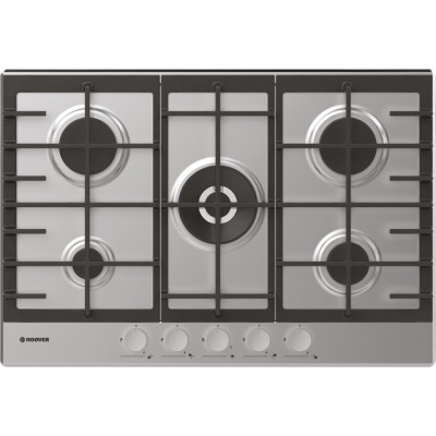 Save £29 at AO on Hoover HHG75WMX 74cm Gas Hob - Stainless Steel