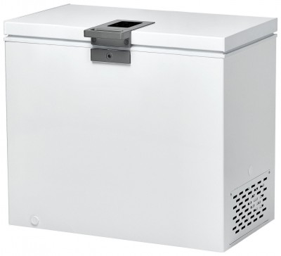 Save £30 at Argos on Hoover HMCH152EL Chest Freezer - White