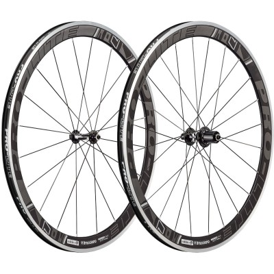 Save £45 at Wiggle on Pro Lite Bracciano Dark Label A42W Aero Road Wheelset Wheel Sets