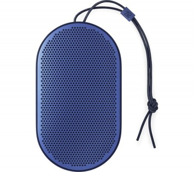 Save £20 at Currys on B&O B&O BEOPLAY P2 Portable Bluetooth Wireless Speaker - Royal Blue, Blue