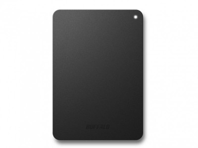 Save £48 at Ebuyer on Buffalo MiniStation Safe 3TB USB 3.0 Ext HDD - Black