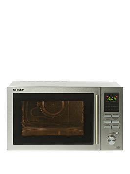 Save £116 at Very on Sharp R82Stma 25-Litre, 900-Watt Combi Microwave - Stainless Steel