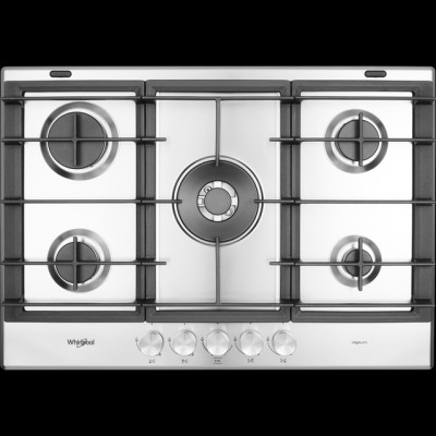 Save £50 at AO on Whirlpool W Collection GMW7552/IXL 73cm Gas Hob - Stainless Steel