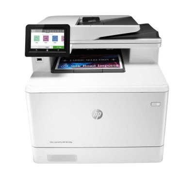 Save £48 at Ebuyer on HP M479fnw Multifunction Wireless A4 Colour Laser Printer