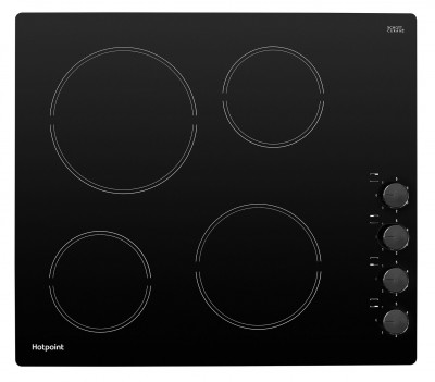 Save £20 at Argos on Hotpoint HR619CH Electric Ceramic Hob - Black