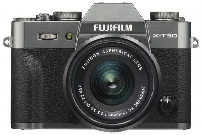 Save £150 at Argos on Fujifilm XT-30 Digital Camera with 15-45mm Lens - Charcoal