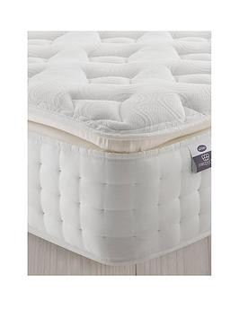 Save £290 at Very on Silentnight Chloe 2800 Pocket Memory Pillowtop Mattress - Soft