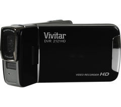 Save £16 at Currys on VIVITAR DVR2121 Camcorder - Black