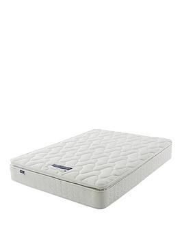 Save £125 at Very on Silentnight Miracoil Sprung Pippa Ultimate Pillowtop Mattress - Firm