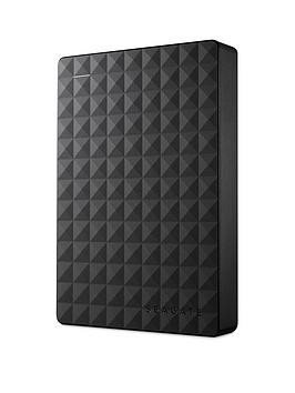 Save £37 at Very on Seagate 4Tb Expansion Portable External Hard Drive - Hard Drive Only