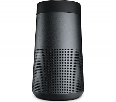 Save £30 at Currys on BOSE SoundLink Revolve Portable Bluetooth Wireless Speaker - Black, Black