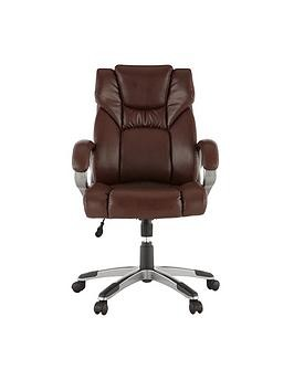 Save £10 at Very on Pu Directors Office Chair