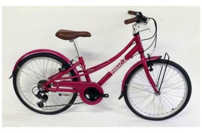 Save £24 at Evans Cycles on Pinnacle Californium 20 Inch 2020 Kids Bike 20 Inch wheel (Ex-Demo / Ex-Display)