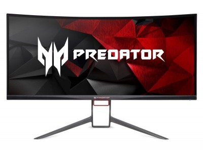 Save £187 at Ebuyer on Acer Predator X34P 34 Ultra Wide QHD 120Hz Curved Gaming Monitor