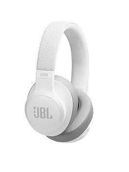 Save £30 at Very on Jbl Live 500 Wireless Bluetooth Headphones - White