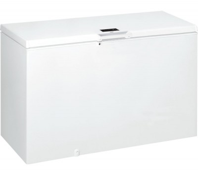 Save £50 at Currys on HOTPOINT CS1A 400 H FM FA UK.1 Chest Freezer - White, White