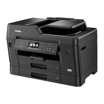 Save £91 at Scan on Brother A3 MFC-J6930DW Colour Wireless Inkjet Printer/Scanner/Copier U