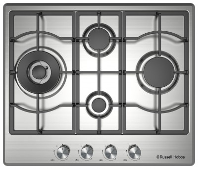 Save £20 at Argos on Russell Hobbs RH60GH403SS Gas Hob - Stainless Steel