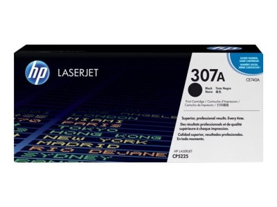 Save £16 at Ebuyer on HP 307A Black Toner Cartridge 7000 Pages - CE740A