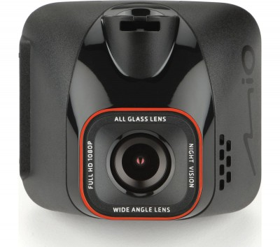 Save £20 at Currys on MiVue C570 Full HD Dash Cam - Black, Black