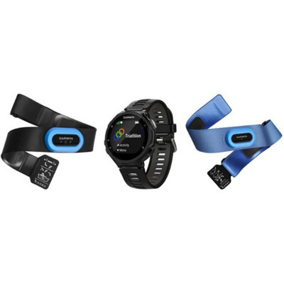 Save £48 at Wiggle on Garmin Forerunner 735XT GPS Watch Tri Bundle Watches